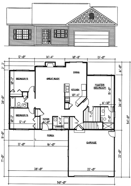 Custom home floor plans quotes for Custom home plans arizona