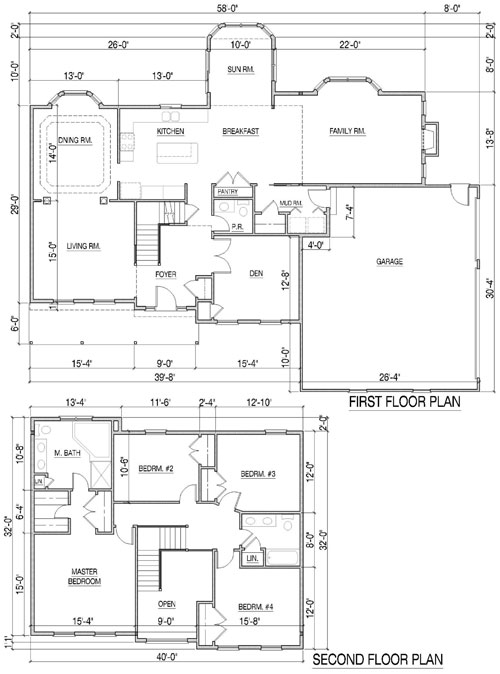 Syracuse ny area home builder jmg custom homes for Custom home floor plans florida